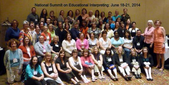 BEGINNINGS_2014 National Summit on Educational Interpreting - Denver, CO